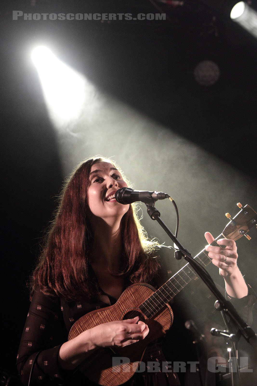 LISA HANNIGAN - 2016-11-03 - PARIS - Flow